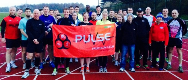 Pulse Group April 2014 Run TT