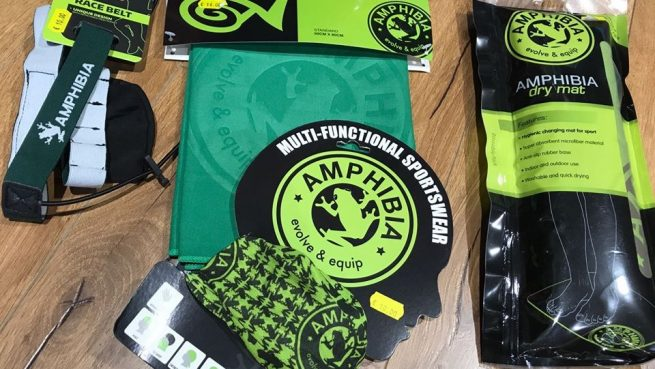 Amphibia gear pack