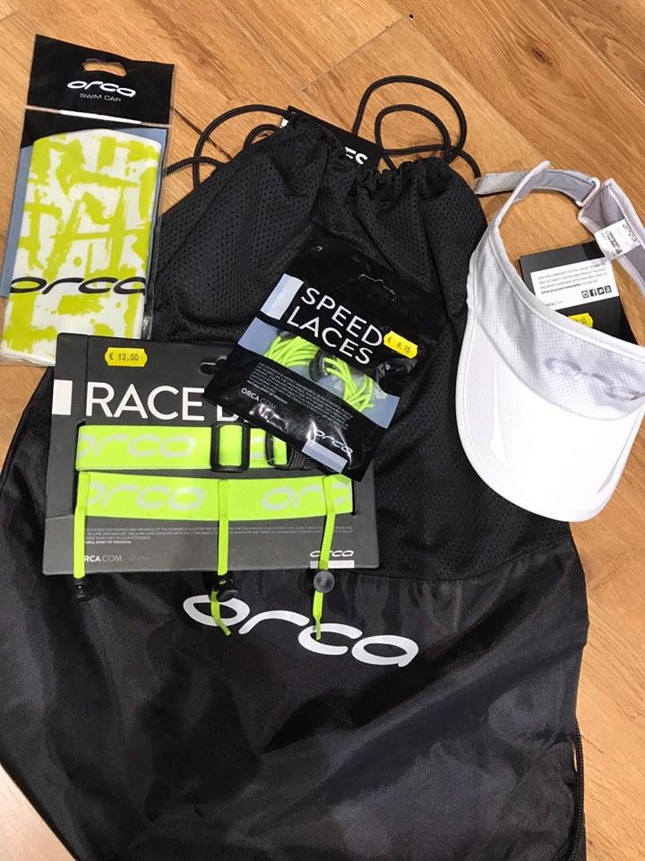 Aqua Sphere gear pack
