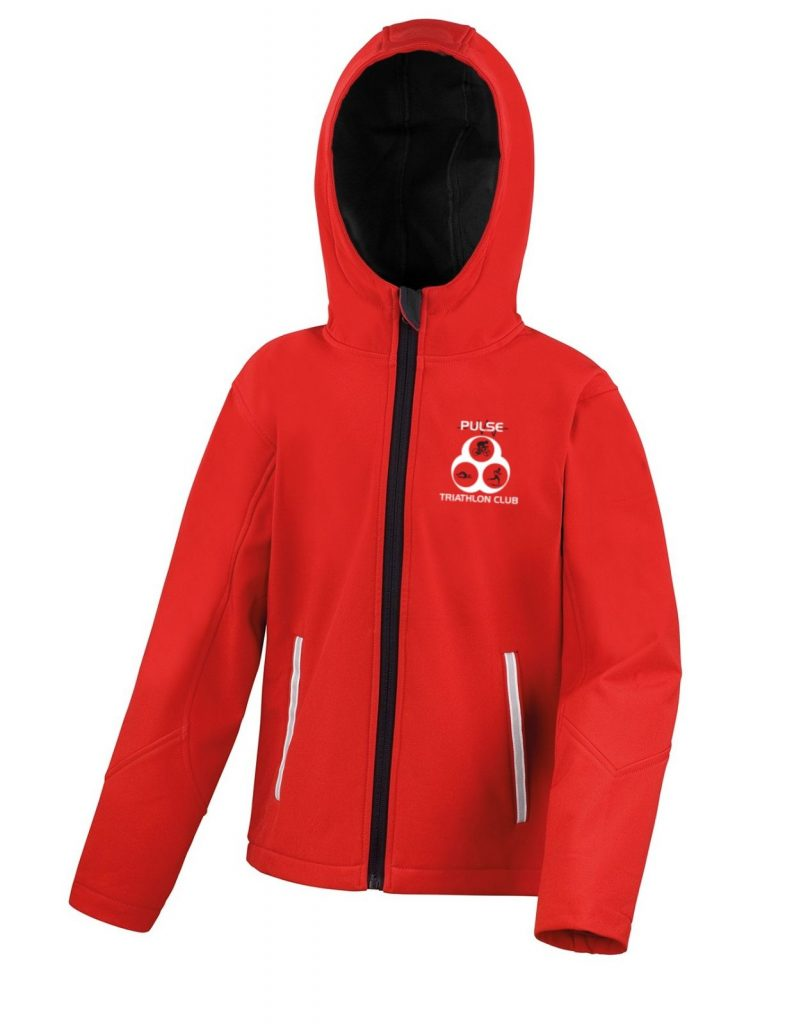 Pulse Junior Triathlon Club jacket