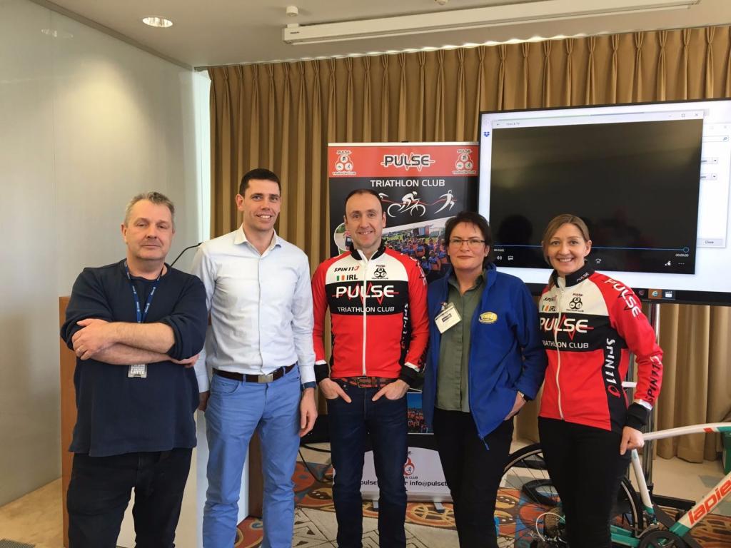 Pulse Triathlon presentation