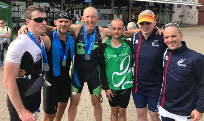 2018 Paratriathlon National Championships